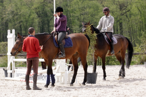 Stage équitation intensif - Centre equestre Chevillon